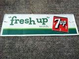Vintage 7up Signboard
