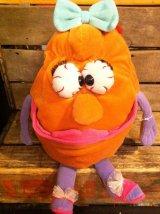Video Vegetable Plush Doll