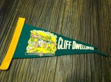 CLIFF DWELLINGS Pennant