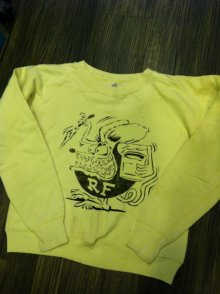 他の写真1: 1960'S RAT FINK COTTON SWEATSHIRT