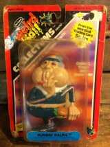 Weird Ball RANNIN'RALPH PVC Figure
