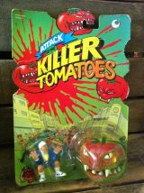 ATTACK OF THE KILLER TOMATOES lgor vs. Fangmto