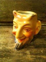 DEVIL CERAMIC HEAD CREAMER