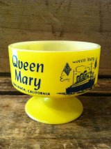 Queen Mary Ice Cream Bowl