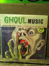 Classic Monster Ghoul Music Record