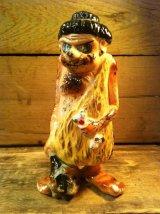 Kreiss Caveman Jewel Eyes Ceramics