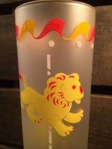 Merry-go-round Animal Glass