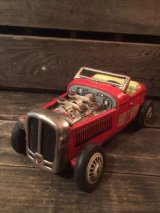 Hot Rod Friction Car