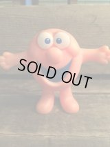 Mr.Bubble Figure  ビンテージ ミスターバブル フィギュア ソフビ アドバタイジング 企業キャラクター 企業物 トイ toy ヴィンテージ 90年代