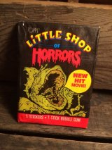 Little Shop OF Horrors Sticker Card 5 Set