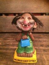 1972 Troll Bobbing Head