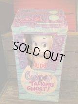 Casper Talking Doll ビンテージ キャスパー マテル トーキングドール 60年代 トイ toy おもちゃ ヴィンテージ vintage