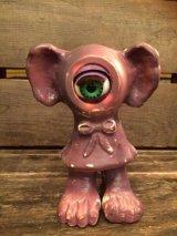 Alien Cyclops Troll Toy