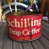 Schilling Coffee Tin Can