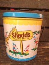 Peanut Butter Shedd's