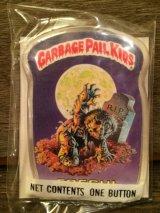 GARBAGE PAIL KIDS Badge
