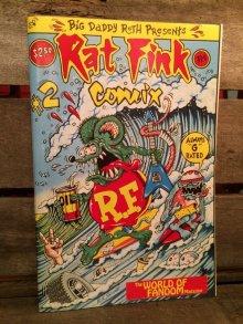 他の写真1: RAT FINK COMIX #2