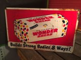 Vintage WONDER BREAD Signboard