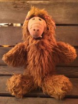ALF Puppet Doll ビンテージ アルフ パペット ドール ぬいぐるみ トイ toy おもちゃ ヴィンテージ 80年代
