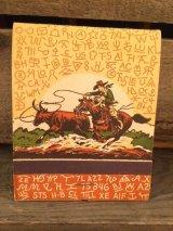 WESTERN COWBOY GIANT MATCH