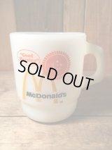 Fire King MacDonald Good Morning Mug
