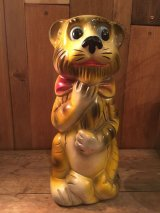 60s Vintage Tiger Bank(60年代 ビンテージ タイガー 貯金箱)