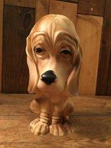 50's Basset hound Vintage Vinyl Figure  ビンテージ バセットハウンド ソフビ製 フィギュア 1950年代 ヴィンテージ