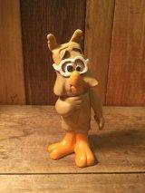 60's Vintage POGO Figure ビンテージ ポゴ フィギュア ウォルト・ケリー ソフビ製 60年代 ヴィンテージ