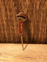 Vintage PEZ Hat Pins ビンテージ、金属製 PEZ ハットピン ヴィンテージ