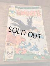 SMURF Vintage  Book ビンテージ スマーフ カラーコミック マーベル・コミック 80年代 ヴィンテージ