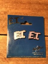 E.T. Vintage Pierce ビンテージ E.T. ピアス 80年代 ヴィンテージ アクセサリー