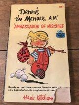 Dennis,the Menace Book ビンテージ わんぱくデニス コミック 70年代 ヴィンテージ