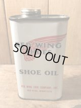 Red Wing Shoe Co Oil Tin Can レッドウィング ビンテージ Tin缶 80年代 ブーツ オイル ヴィンテージ vintage