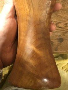 他の写真3: Wooden Fuck Figurine Big Size ファック ビンテージ 木彫り 70年代 置物 ヴィンテージ vintage