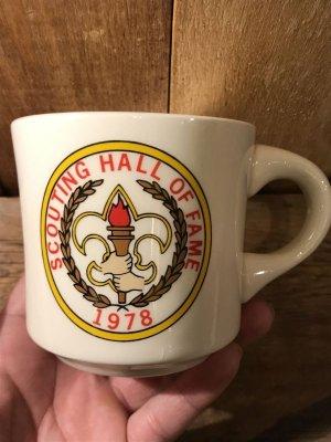 70年代頃のボーイスカウトのビンテージマグカップ