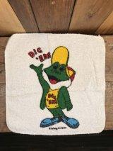 Kellogg Cereal Honey Smacks Hand Towel ケロッグ ビンテージ ハニースマックス ハンドタオル 70年代