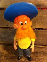 Yosemite Sam Dakin Figure ビンテージ ルーニーテューンズ ワーナー カートゥーン ヨセミテサム デーキン フィギュア ドール トイ toy おもちゃ ヴィンテージ 70年代