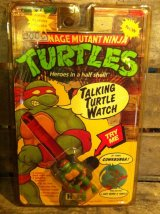 TURTLES Talking Watch