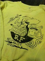 1960'S RAT FINK COTTON SWEATSHIRT