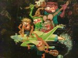 Rat Fink Space Poster(額入り)