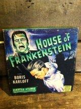 House of Frankenstein 8mm films