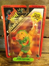 Weird Ball SEWER FACE SAM PVC Figure