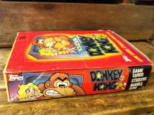 他の写真1: DONKEY KONG STICKERS CARD SET