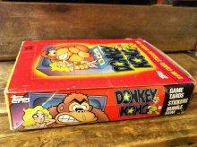 他の写真1: DONKEY KONG STICKERS CARD SET