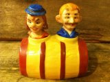 4 Eyed Nodder Salt & Pepper Shakers