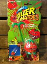 ATTACK OF THE KILLER TOMATOES ZIPAMATO - KETCHUCK