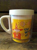 The Wizard of O's Thermo Plastic Cup ビンテージ キャンベルスープ ウィザードオブオズ サーモス マグカップ コップ アドバタイジング 企業キャラクター 企業物 アメリカ雑貨 ヴィンテージ 80年代