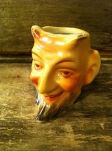DEVIL CERAMIC HEAD CREAMER