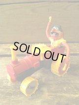 Jim Henson Muppets Mini Car ビンテージ ジムヘンソン セサミストリート マペッツ アニマル ミニカー フィギュア トイ toy おもちゃ ヴィンテージ 70年代
