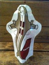 ADVERTISING VINYL HAND PUPPET  ビンテージ ハンドパペット アドバタイジング 企業キャラクター 企業物 トイ toy おもちゃ ヴィンテージ 70年代